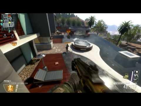 BO2 Dem on Raid by KeoLee 40+ Gunstreak Русские комментарии №62
