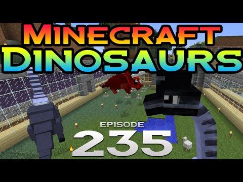 Minecraft Dinosaurs Episode 235 Build and Hatch
