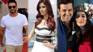 Katrina Kaif Wants To Work With Ranveer Singh, Why Did Hrithik Roshan Get ANGRY? & More