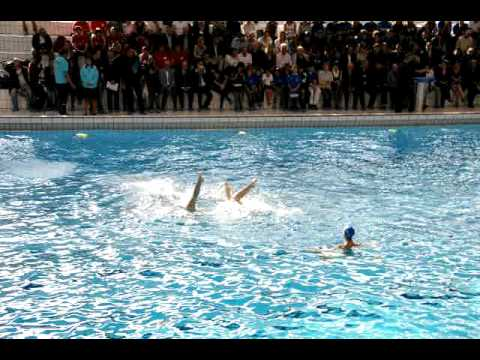 Inauguration 2010 de la piscine jean medecin nice youtube for Piscine jean bouin nice