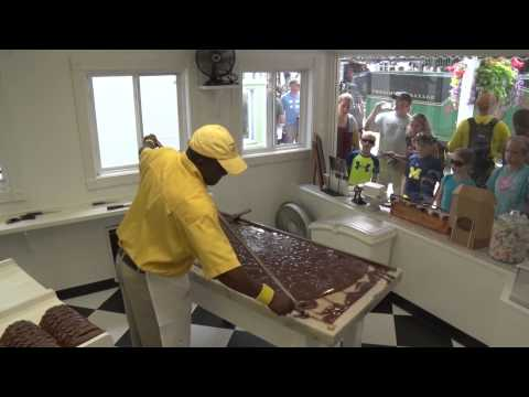 Discovering - Mackinac Island Fudge, Newberry, SFWCA