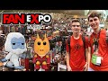 Hunting For Funko Pops At Fan Expo Canada!