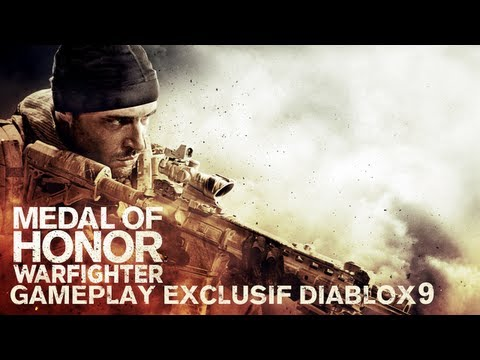 Gameplay exclusif Medal of Honor : Warfighter - La surprise que je vous prdisais !