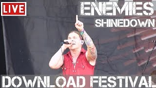 Download Lagu Shinedown - Enemies Live in [HD] @ Download Festival 2012 Gratis STAFABAND