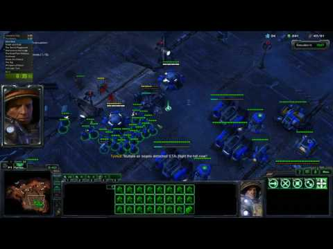 Starcraft 2: Wings of Liberty Brutal Speedrun 2:22:56 (Former World Record)