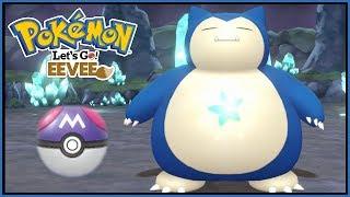 Meisterball, EXP, Geld farmen + Relaxo Shiny Hunt - DER GROßE TEST (Pokemon Lets Go)