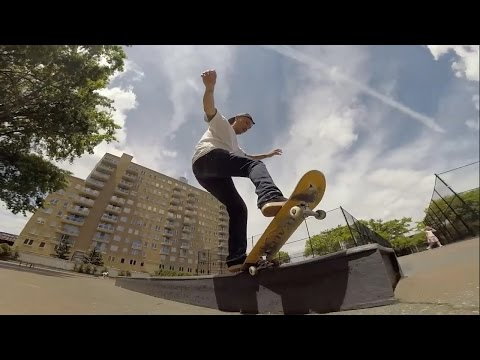 Skate All Cities – GoPro Vlog Series #056 / Motivatingly Unmotivated