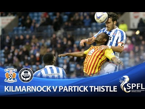 Jags and Killie battle out four-goal stalemate