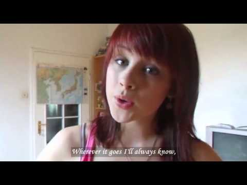 Bubbly (Colbie Caillat) (Lyrics) - Cover by Aralka