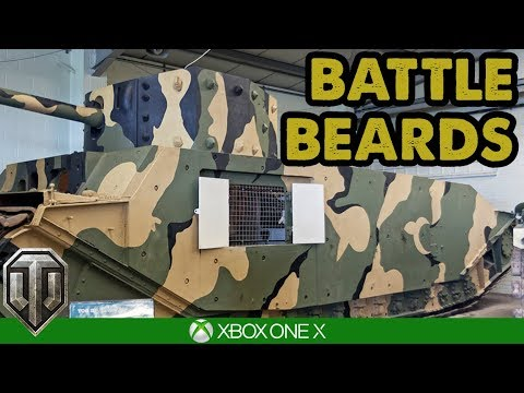 WoT / TOG - Battle Beards  / Xbox One X