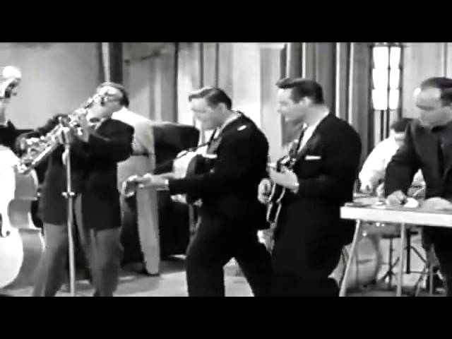 Bill Haley and Comets - See you later alligator