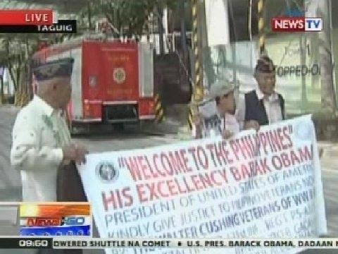 NTG: Obama, nakatakdang dumalo sa isang ceremony sa Manila American Cemetery