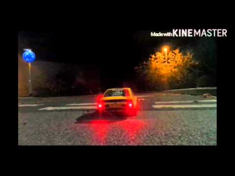 One lap with mini sport an mk 2 Mexico