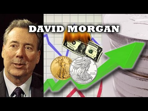 You have NOT Missed the Silver Move; We're Going MUCH Higher - David Morgan Interview