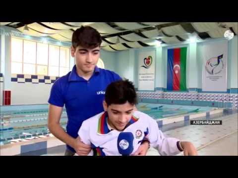 В Сумгайыте прошли III Детские Паралимпийские спортивные игры