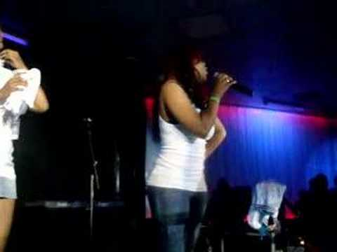 LaTavia at Club Europe Video