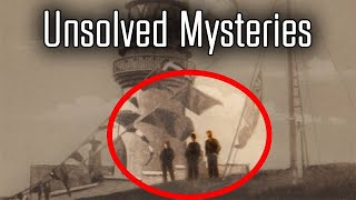5 Mysteries that are STILL Unsolved