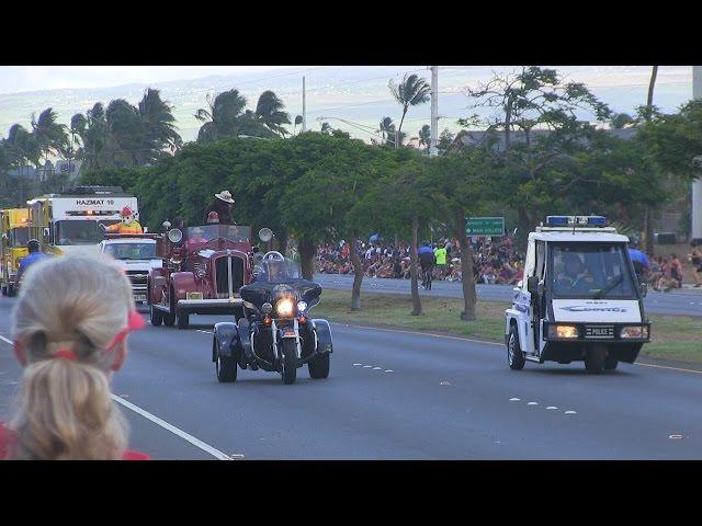 Maui Fair Parade - October 2, 2014