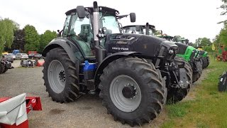 Black Edition Deutz Fahr 7250 TTV Warrior
