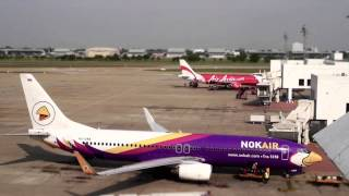 Nok Air Ground Activities 2.75X