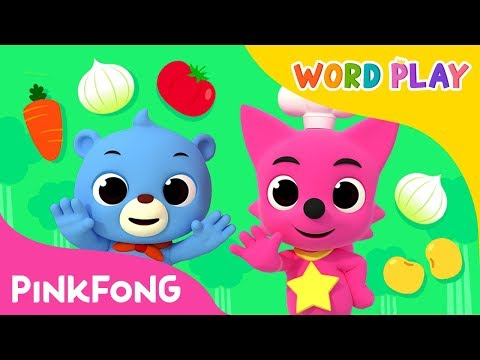 download lagu Vegetables  Word Play  Pinkfong Songs For Children gratis