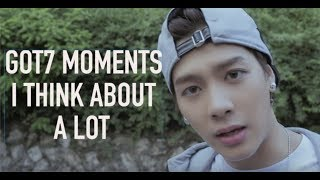 GOT7 moments I think about too much