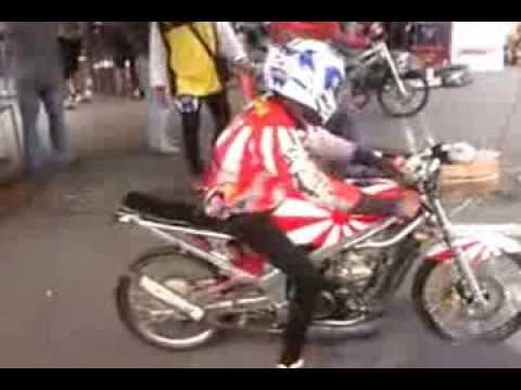 150cc Drag Bike Drag Bike Ninja Tulungagung 24