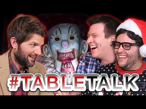 Adam Scott Doesn't Want Presents on #TableTalk!