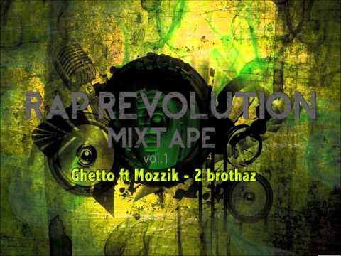 Ghetto ft Mozzik - 2 Brothaz thumbnail