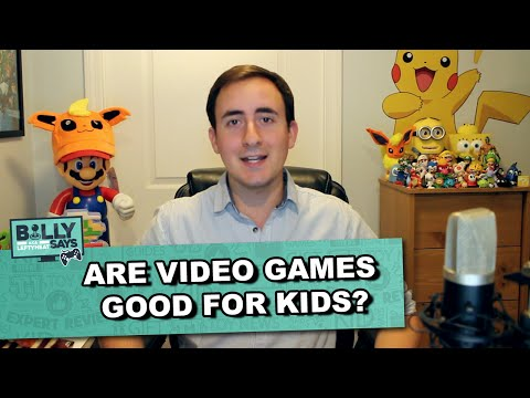 Video Games Are Important For Kids - Billy Says Episode 7