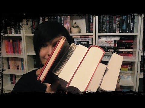 [Buchmonat] gelesenes im Oktober︱ SuB Abbau︱mehr als gedacht︱Thriller︱6 Bücher