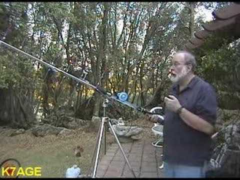 Ham Radio AO-51 Satellite. again
