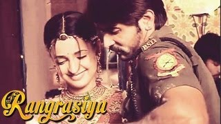 Rudra tries to IMPRESS wife PARO in Rangrasiya 11th April 2014 FULL EPISODE