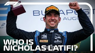 Nicholas Latifi: Who Is F1's Newest Driver?