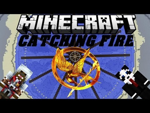 Minecraft HUNGER GAMES QUARTER QUELL with Felixhoward007