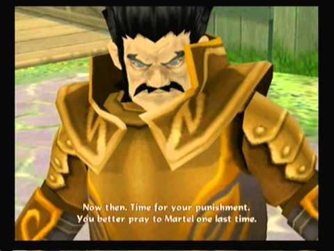 Tales Of Symphonia Dawn Of The New World Episode 5-Vanguard&Church Of Martel