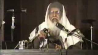 Maulana Abul Hasan Ali Nadwi in Qatar 2/5