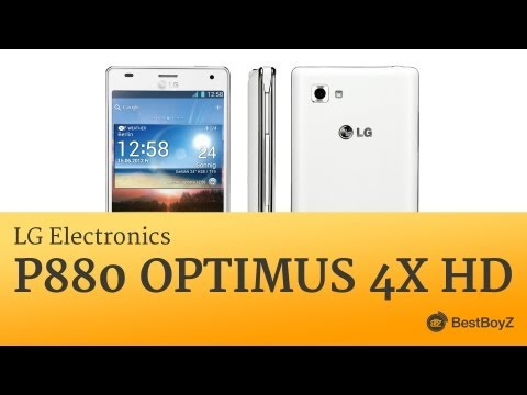 Review: LG P880 OPTIMUS 4X HD   BestBoyZ
