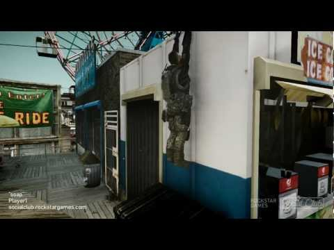 Modern Warfare 3 Soap Europe