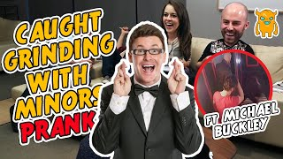 Caught Grinding With Minors Prank - OWNAGE REWIRED