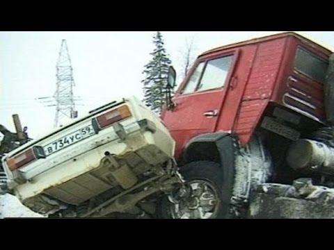 ДТП.  Смертельные аварии грузовиков и фур 2016 ГОД