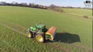 Fertiliser Spreading - February 2016