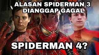 Download Song ALASAN SPIDERMAN 3 KARYA SONY TIDAK DILANJUTKAN, DAN ULASAN KELANJUTAN PENGGARAPAN FILM SPIDERMAN Free StafaMp3