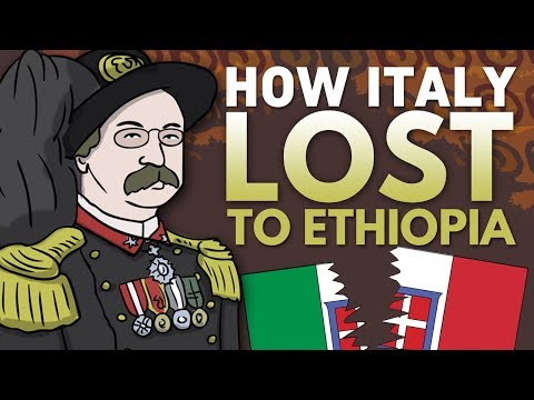 How did Italy Lose to Ethiopia? (1895) | Animated History thumbnail