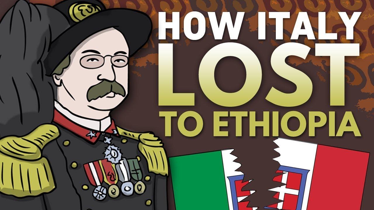How did Italy Lose to Ethiopia? - ጣልያን እንዴት በኢትዮጵያ ተሸነፈች? (Animated)