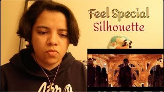 TWICE Feel Special Silhouette Intro Teaser Reaction