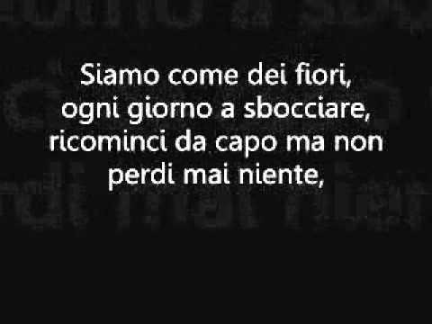Prenditi cura di me - Alessandra Amoroso (lyrics)