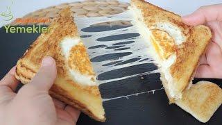 Yumurtalı Fransız Tostu Tarifi /  Hayalimdeki Yemekler