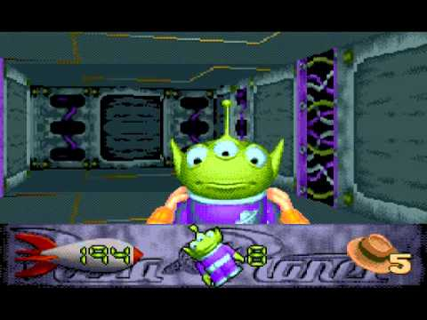 [Full GamePlay] Toy Story [Sega Megadrive/Genesis] - YouTube