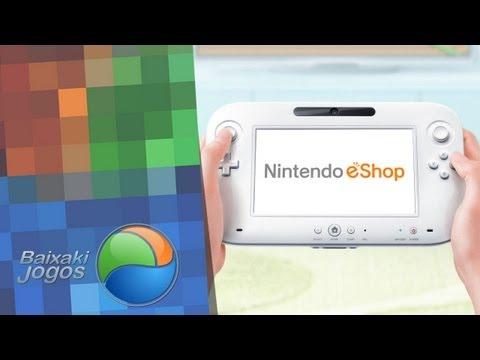 Wii U: Como fazer compras na Nintendo eShop [Dicas] - Baixaki Jogos